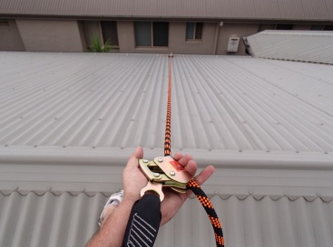 Pure Sunshine Solar Panel Cleaning Brisbane Roof Safety
