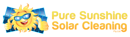 Pure Sunshine Solar Cleaning