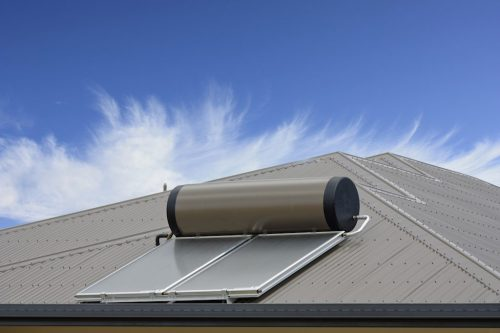 Cleaning Solar Hot Water Systems